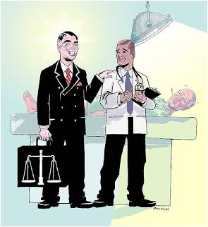 doctor lawyer